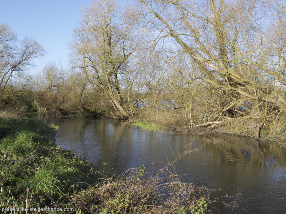 photoblog image River Colne at Harefield